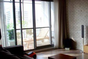 與良展配合之建案 - 台中市 - 鄉林皇居 - 產品 : 紗窗或紗門