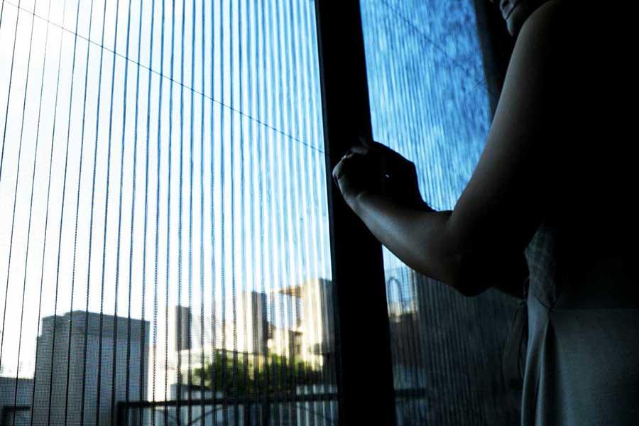 良展摺疊紗門摺疊紗窗 - 摺疊紗門摺疊紗窗紗網密實