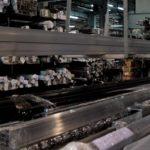 良展紗窗專業製造, 用輸送帶運送大量紗窗鋁料