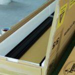 良展紗窗包裝增加防碰撞措施, 避免紗窗運送過程損壞