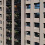 與良展配合之建案 - 台中市 - 國泰綠博苑 - 產品 : 摺疊紗門 / 摺疊紗窗 - 建築外觀