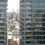 與良展配合之建案 - 台中市 - 由鉅大恆 - 產品 : 無障礙紗門 - 樓層中景