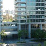 與良展配合之建案 - 台中市 - 由鉅大恆 - 產品 : 無障礙紗門 - 大門外觀