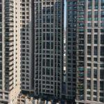 與良展配合之建案 - 台中市 - 國泰森林觀道 - 產品 : 摺疊紗窗 - 大樓外觀