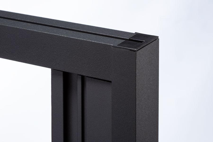 Craft Cover凱福工藝摺疊紗門窗-獨特一體化設計專利