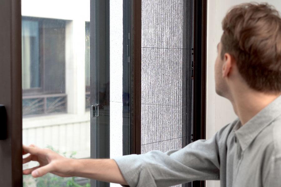 Jing Mei 井美連動摺疊紗門窗-可全方位的客製化